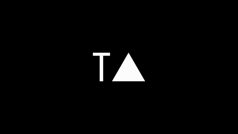 Till Always logo on black